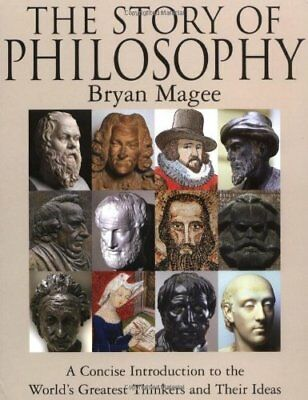 The Story of Philosophy, Magee, Bryan Paperback Book The Cheap Fast Free Post
