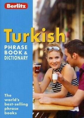 Turkish Berlitz Phrase Book and Dictionary ... by Berlitz Publishing S Paperback