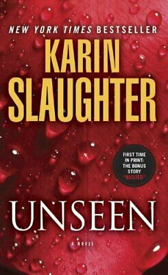 Unseen by Slaughter, Karin Book The Cheap Fast Free Post