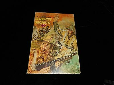 Services secrets 49 Editions SNEC 2ème trimestre 1972