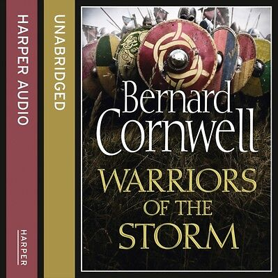 Warriors of the Storm (The Last Kingdom Series, Book 9) (Audio CD. 9780008154783