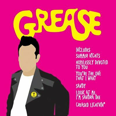 Various Artists - Grease - Various Artists CD YFVG The Cheap Fast Free Post The