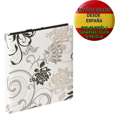 Album Walther Grindy Ea-201-W Para 400 Fotos De 10 X 15 Cm Color Blanco Nuevo