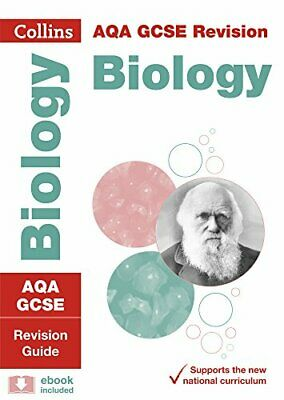 Grade 9-1 GCSE Biology AQA Revision Guide (with free flashcar... by Collins GCSE