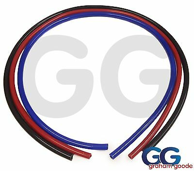 Silicone Vacuum Hose | Breather Pipe | Oil Water Turbo | 1M