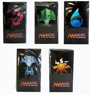 MtG Mana 5 Deck Box with Tray - Ultra Pro Magic the Gathering Deckbox Extrafach