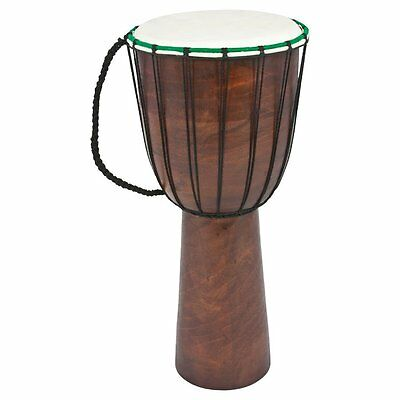 Percussion Workshop PWJ Rope Tuned Djembe - Available in Various Sizes