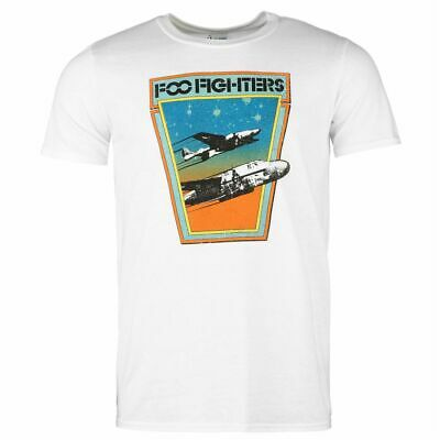 Official Mens Fighters T Shirt Print Summer Casual Short Sleeve Crew Neck Top