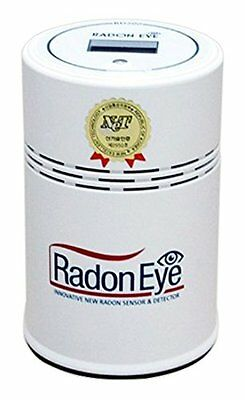 Radon Eye RD200 Radon Monitor Detector for Home Owners Testing Smart Phone