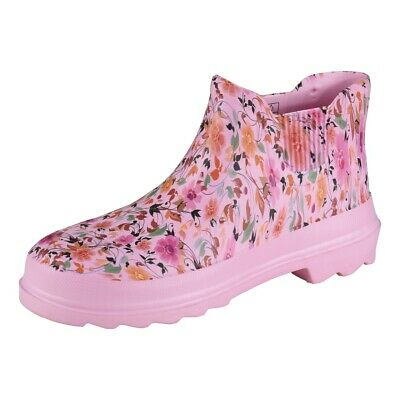 camprella Ladies Phylon Short Boots Pink/Multi