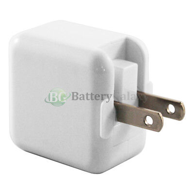 100 USB RAPID Travel Battery Wall Charger 1.5A for iPhone / Android Cell Phone
