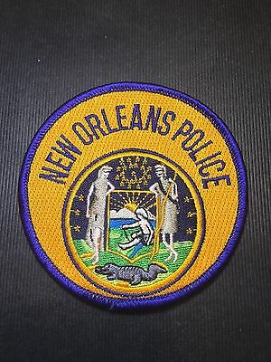New Orleans Louisiana Police  Shoulder Patch
