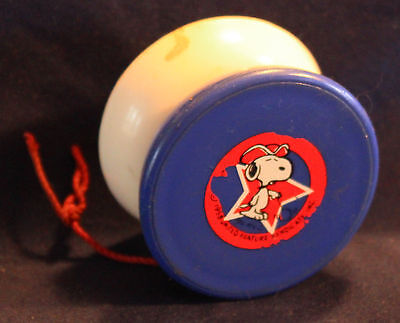 Original Vintage Snoopy All-Star Butterfly Yo-Yo