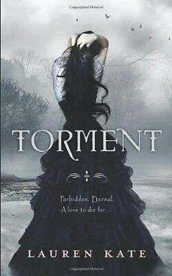 Torment (Fallen), Kate, Lauren Paperback Book The Cheap Fast Free Post