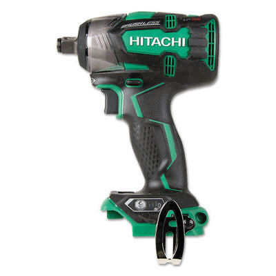 Hitachi Wr18dbdl2p4 18v Lithium-Ion Brushless Impact Wrench (tool Body Only) New
