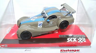 SCX 10a10115 Morgan Aero 8 BANQUE BARING 1:3 2 Analogue NIP