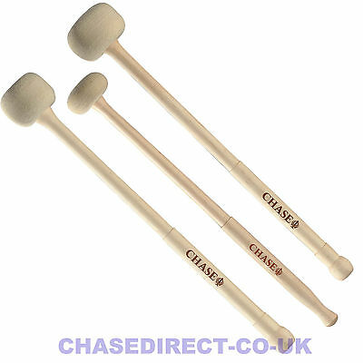 Chase Drum Mallet Soft Orchestral Beater Marching Band Maple Shaft