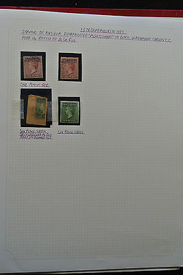 Lot 25535 Collection stamps of Montserrat 1876-1983.