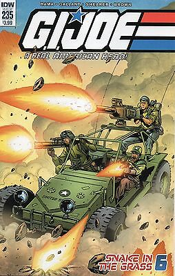 GI Joe #235 (NM)`16 Hama/ Gallant