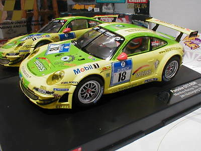 "Carrera Digital 124 23794 - Porsche 911 GT3 RSR "" Manthey Racing "" 24h.  1:24"
