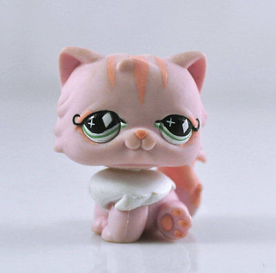 Pet Cat Collection Child Girl Figure Cute Littlest Toy Loose LPS970
