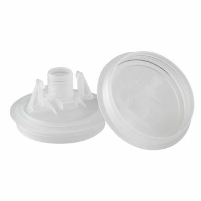 3M PPS Mini Lids with 200 Micron Filtersq 16201 new