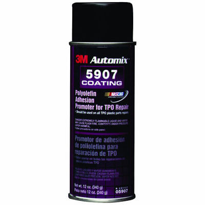 3M Automix Polyolefin Adhesion Promoter 12 oz. Net Wt 5907 new