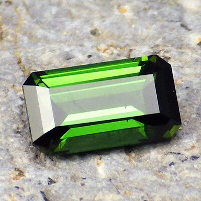 UNHEATED TOURMALINE-NAMIBIA 1.06Ct FLAWLESS-AMAZING NATURAL COLOR-FOR JEWELRY