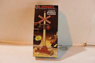 Lionel - 12760- Operating Highway Flasher- 0/027- New-