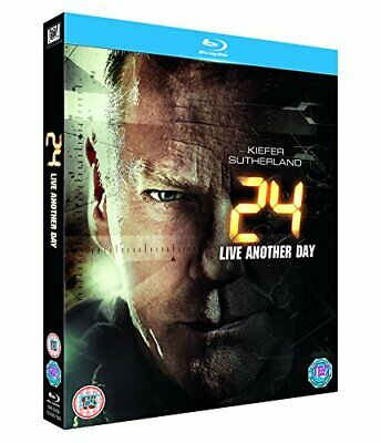 24: Live Another Day [Blu-ray] [2014] [Region Free] - DVD  ECVG The Cheap Fast