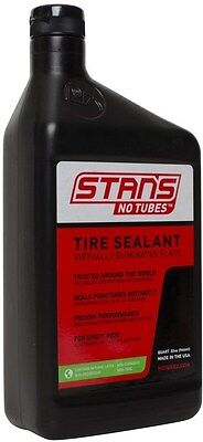 No Tubes Stans The Solution Bike / Cycle Tyre Sealant