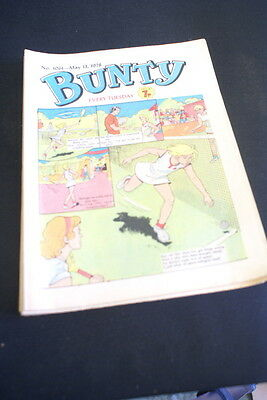 BUNTY Comic For Girls . Ideal Birthday Gift. No. 1061. May 13 1978