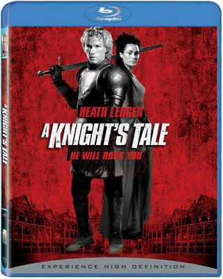 A Knight's Tale [New Blu-ray] Ac-3/Dolby Digital, Dubbed, Subtitled, Widescree