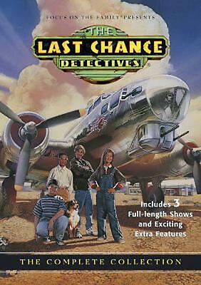 Last Chance Detectives: Collector's Gift Set by DVD-Video Book (English)