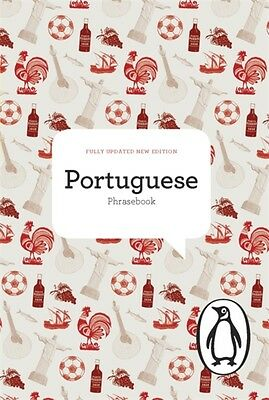 The Penguin Portuguese Phrasebook (Phrase Book, Penguin) (Paperba. 9780141394824