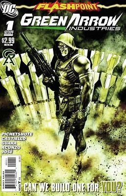 Green Arrow Industries Vf/nm Flashpoint One-Shot