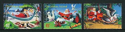 Christmas 1999 - Mnh Set Of Three (R24-Jp1-Rr1)