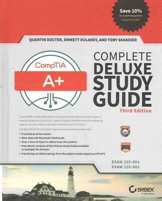 Comptia A+ Complete Certification Kit: Exams 220-901 and 220-902, Third Edition