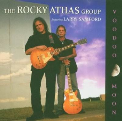 Athas, Rocky  Group The - Voodoo Moon Ft. Larry Samford CD NEU