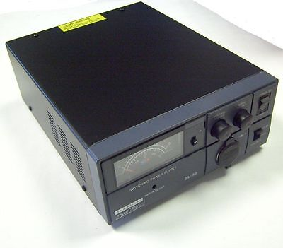 SHARMAN 50 Amp PS-SM50 50 Amp Switch Mode PSU DC Power Supply Unit