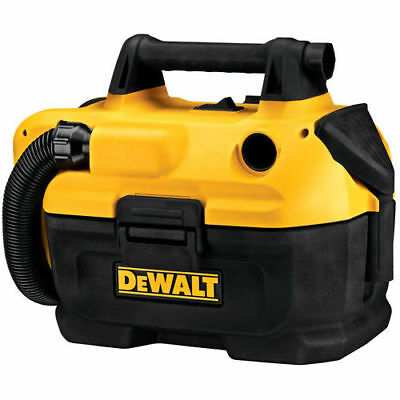 DEWALT 18V-20V MAX Li-Ion 2 Gallon Wet/Dry Vacuum(BT) DCV580 New