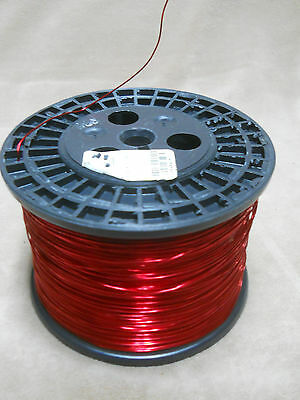 Magnet Wire 19AWG Gauge-Enameled Copper Magnet Wire-10 Pounds-Essex Wire