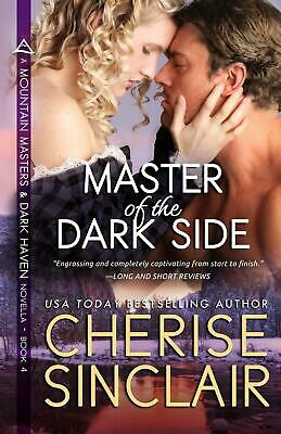 Master of the Dark Side by Cherise Sinclair Paperback Book (English)