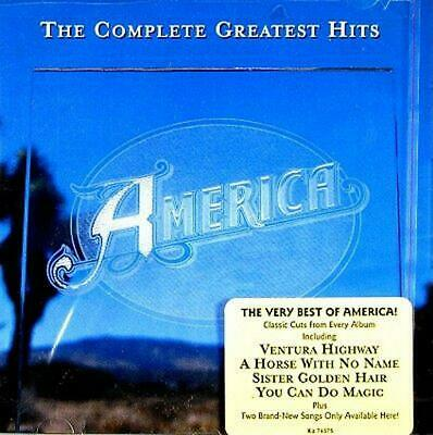 Complete Greatest Hits - America Compact Disc Free Shipping!