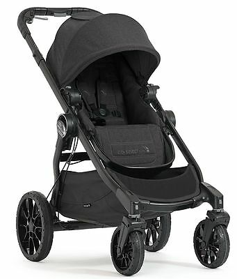Baby Jogger City Select Lux Compact Fold All Terrain Stroller Granite NEW 2017