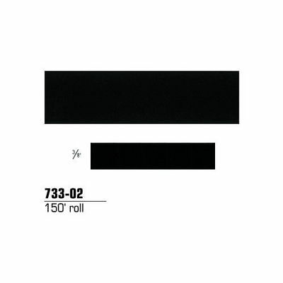 3M Scotchcal Striping Tape, Black, 3/8 in. x 150 ft. 73302 new
