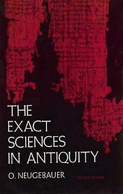 The Exact Sciences in Antiquity by Otto Neugebauer (English) Paperback Book Free