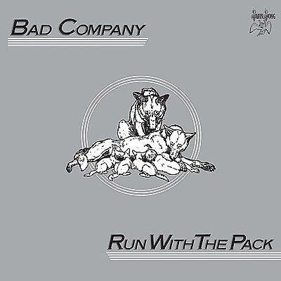 Bad Company - Run With The Pack: Remastered Deluxe 2Cd Album Set (2017)