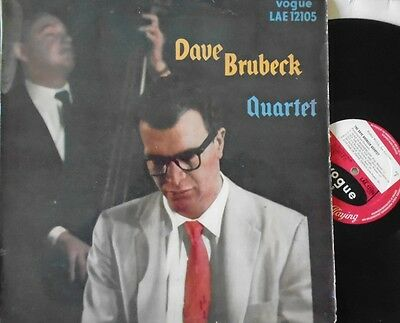 DAVE BRUBECK QUARTET - Self Titled - VINYL LP