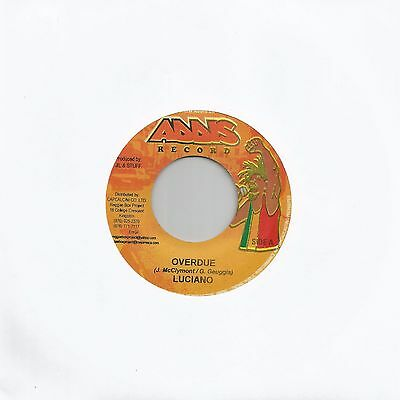 "Luciano - Overdue (Reggae 7"" Single)"